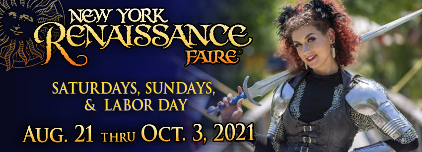 Tickets - New York Renaissance Faire - Tuxedo, NY