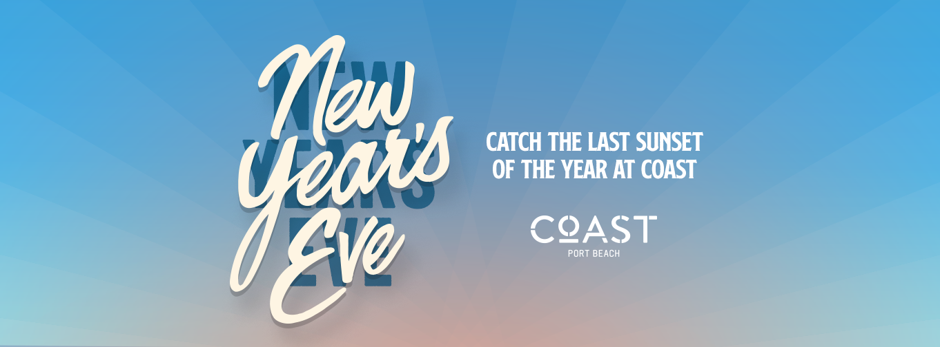 Tickets for New Years Eve at Coast in North Fremantle from Ticketbooth