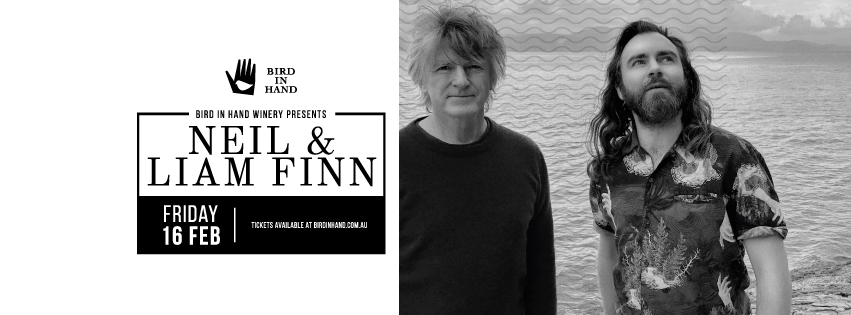 Tickets for Neil and Liam Finn with Holy Holy at Bird in Hand in Woodside from Ticketbooth