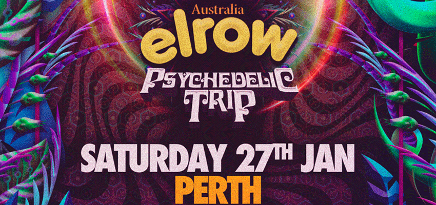 Tickets for elrow Goes To Australia - Psychedelic Trip - Perth in Perth from Ticketbooth