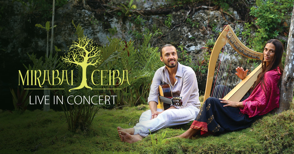 Tickets for Mirabai Ceiba Live in Concert in Montréal from BrightStar Live Events