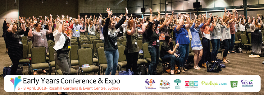 Tickets for Early Years Conference & Expo 2018 in Rosehill from Ticketbooth