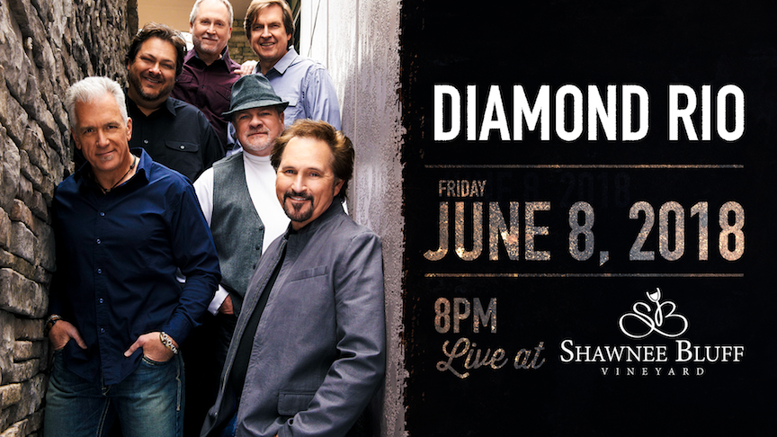 Tickets for Diamond Rio in Eldon from ShowClix