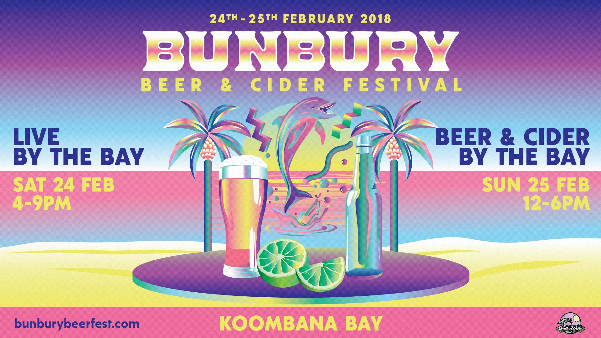 Tickets for Bunbury Beer & Cider Festival in Bunbury from