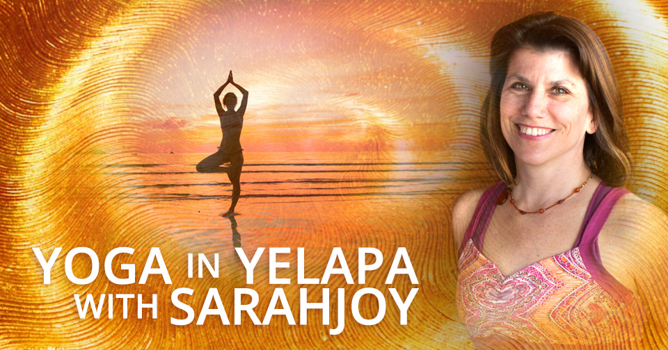 Tickets for Yoga in Yelapa with Sarahjoy in Yelapa from BrightStar Live Events