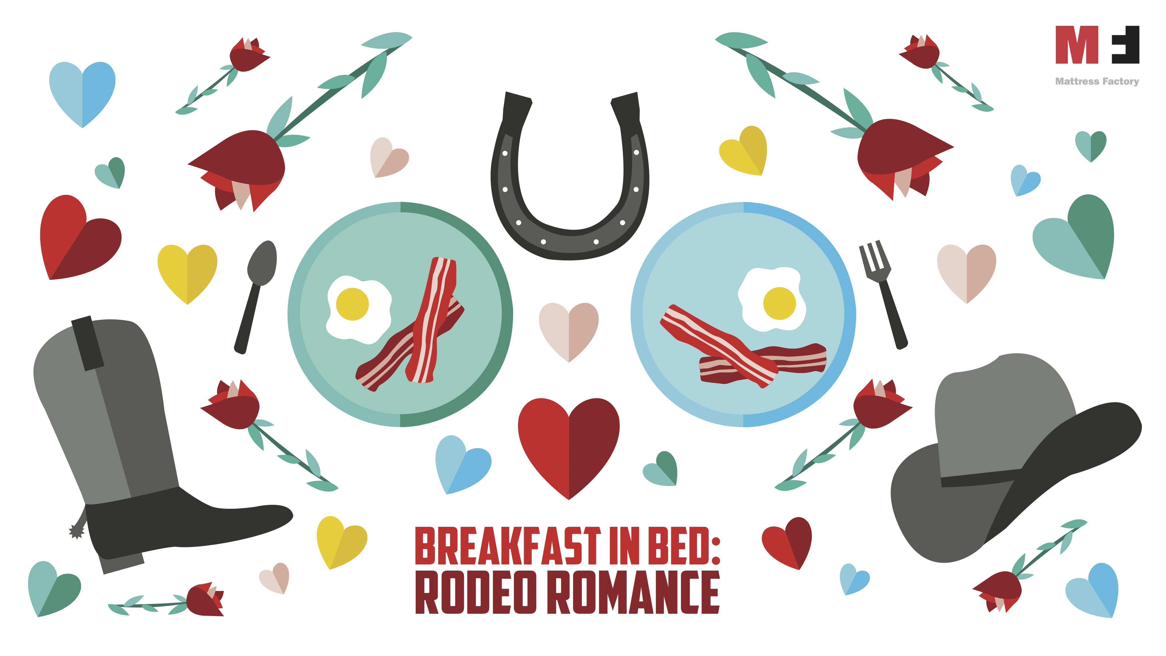 Tickets for Breakfast in Bed: Rodeo Romance in Pittsburgh from ShowClix