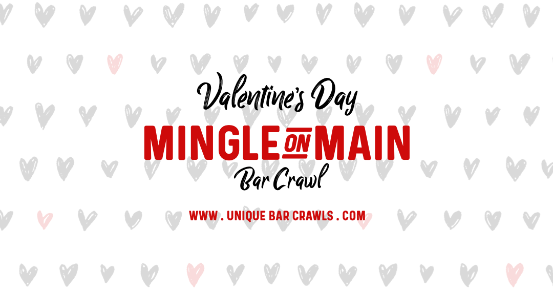 Tickets for Mingle on Main Valentine's Bar Crawl FARMINGDALE in Farmingdale from ShowClix