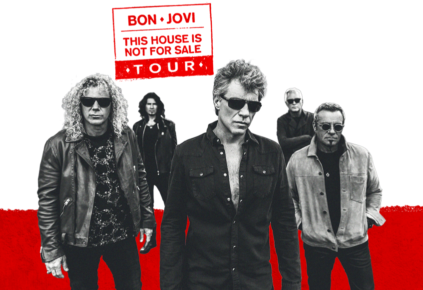 Find tickets from Backstage with Jon Bon Jovi (FC Canada)