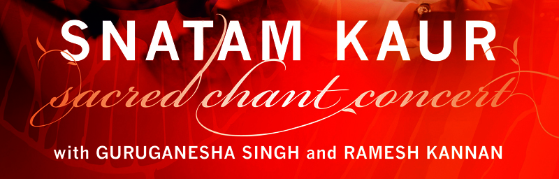 Tickets for Snatam Kaur & Guruganesha Live!! in Los Angeles from ShowClix