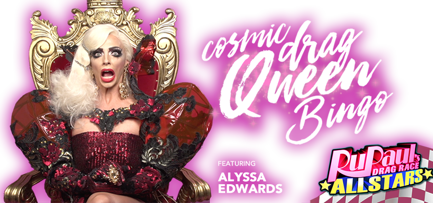 Tickets for Cosmic Drag Queen Bingo in Halifax from Ticketwise