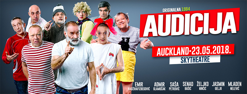 Tickets for AUDICIJA AUCKLAND in Auckland from Ticketbooth New Zealand