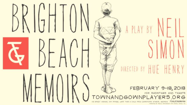 Tickets for Brighton Beach Memoirs in Athens from ShowClix