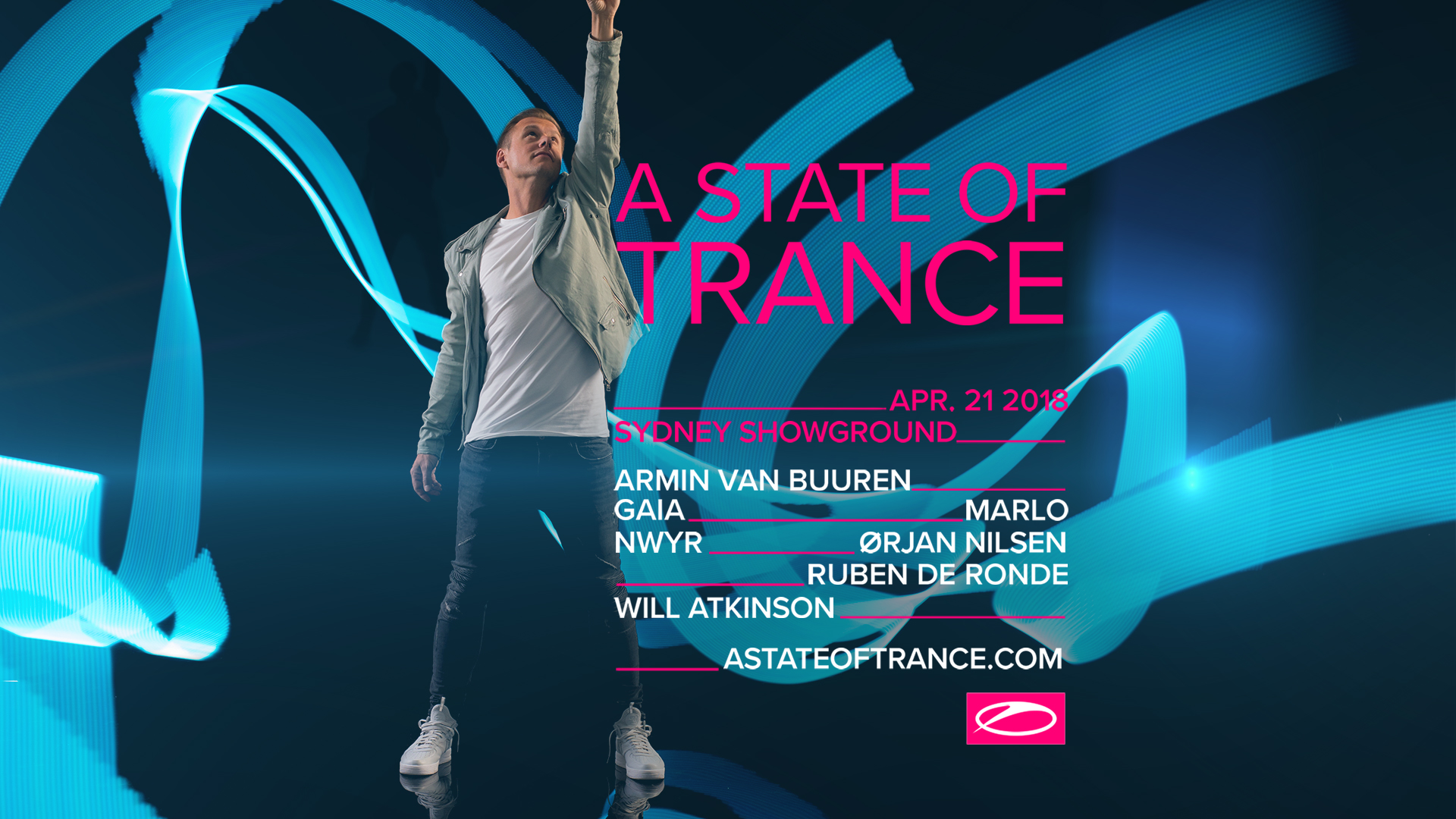 Tickets for A State Of Trance #850 - Sydney in Sydney Olympic Park from Ticketbooth