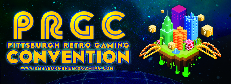 Tickets for Pittsburgh Retro Gaming Convention in Pittsburgh from ShowClix