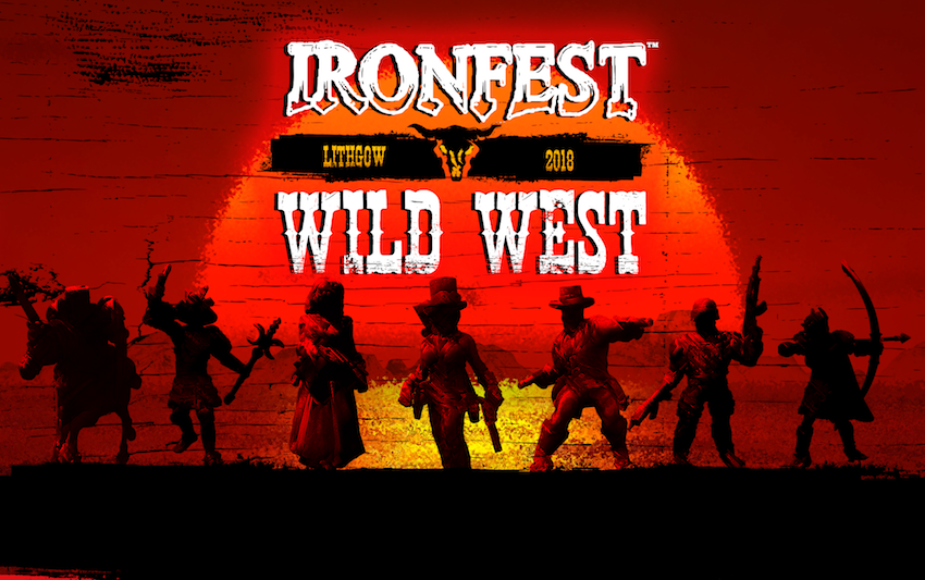 Tickets for Ironfest 2018 Wild West in Lithgow from Ticketbooth