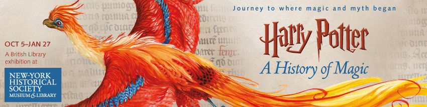 Tickets for Harry Potter: A History Of Magic - Timed Entry in New York from ShowClix