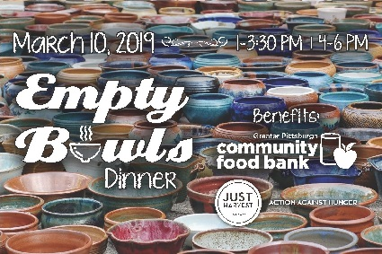 Tickets for Empty Bowls 2018 in Pittsburgh from ShowClix