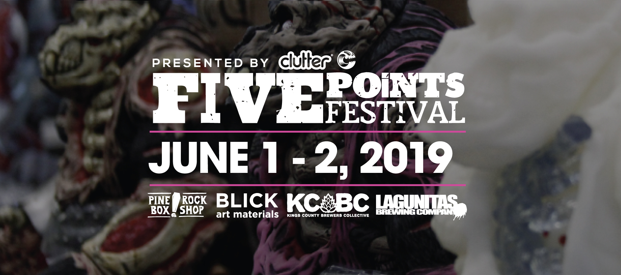 Tickets for Five Points Festival NYC 2019 in Brooklyn from ShowClix
