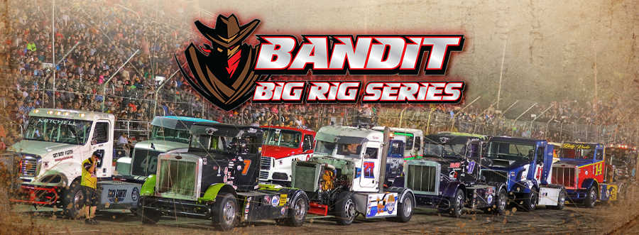Find tickets from Bandit Big Rig Series