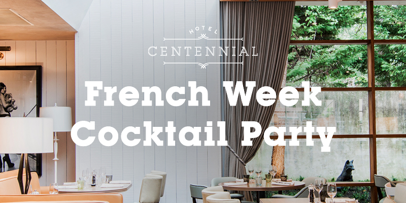 Tickets for French Week Cocktail Party in Woollahra from Ticketbooth