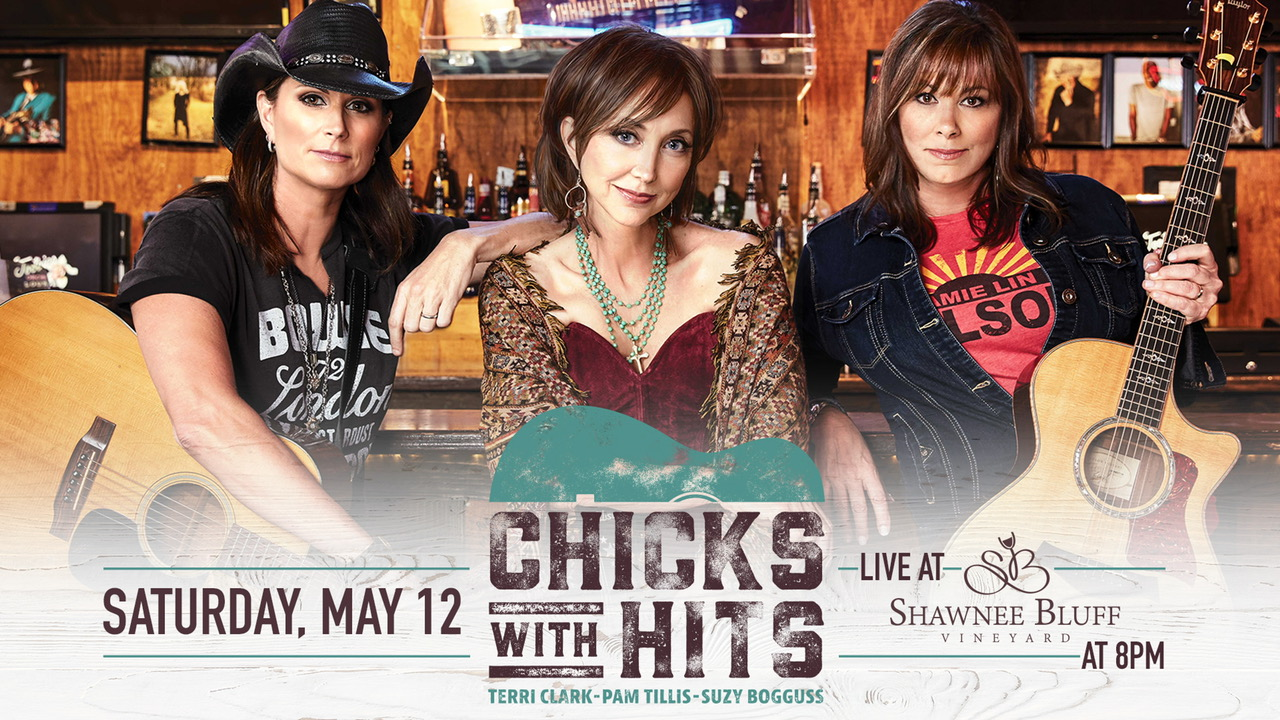 Tickets for Chicks w/ Hits-Terri Clark/Pam Tillis/Suzy Bogguss in Eldon from ShowClix