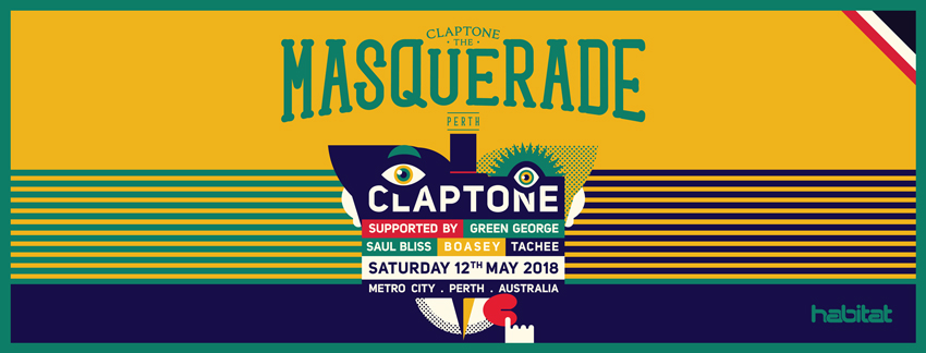 Tickets for Claptone 'The Masquerade' // Perth in Perth from Ticketbooth