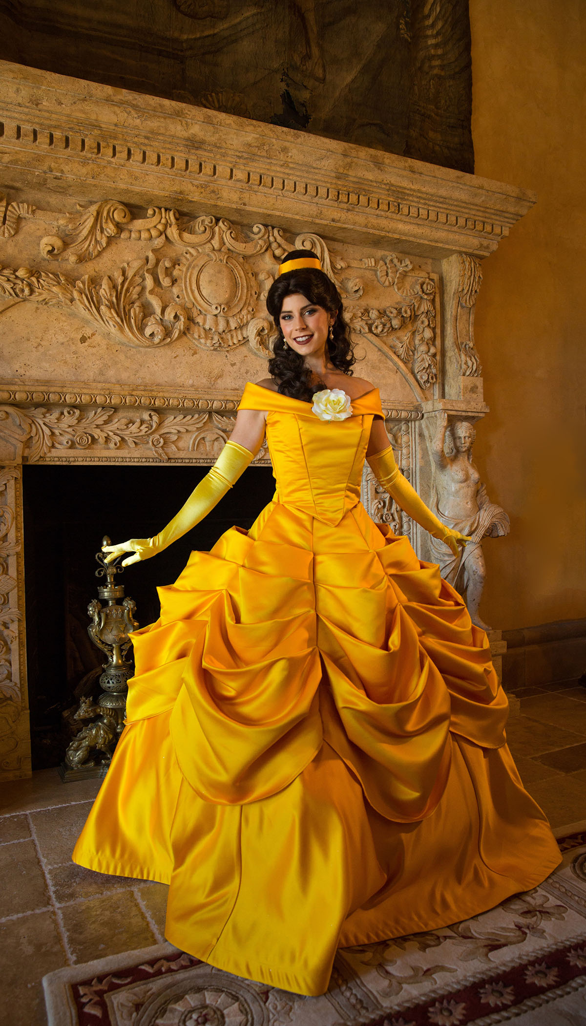 tickets for tea time with belle in columbus from showclix