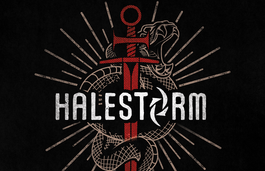 Find tickets from Halestorm