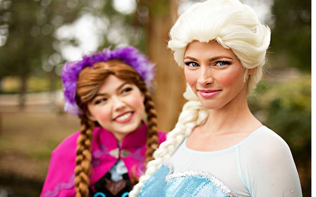 Tickets for Tea with Elsa & Anna in Columbus from ShowClix