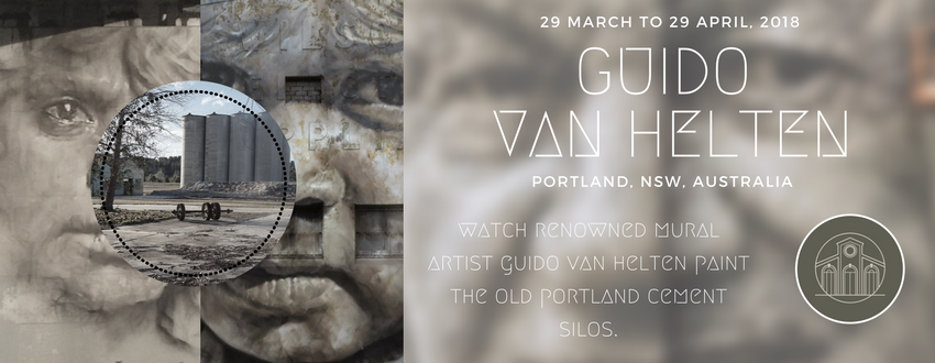 Tickets for Guido Paints Portland in Portland from Ticketbooth