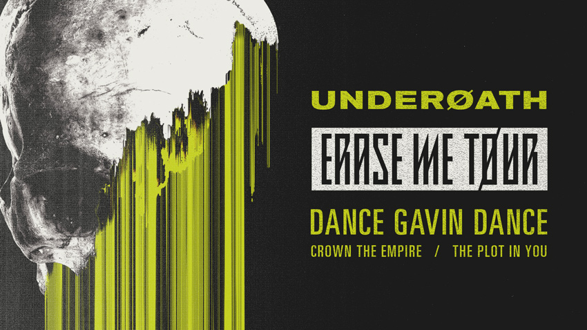 Tickets for Underoath at The NorVa in Norfolk from Warner Music Group