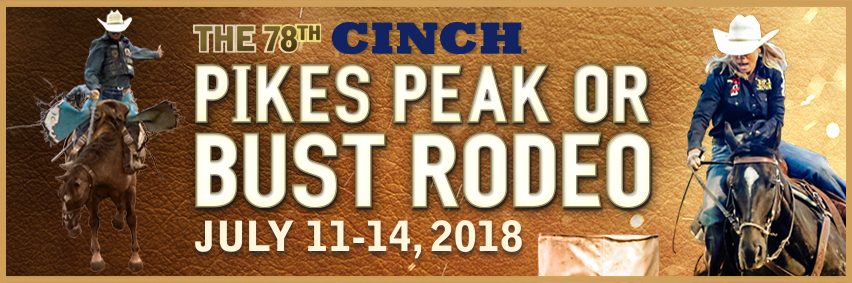 Tickets for 78th Cinch Pikes Peak or Bust Rodeo in Colorado Springs from ShowClix