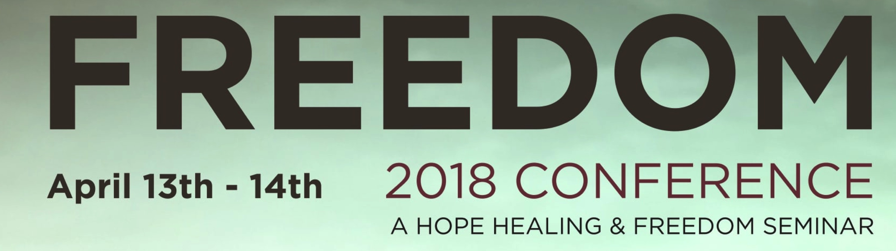 Tickets for Freedom Conference | 2018 in Barrie from BuzzTix