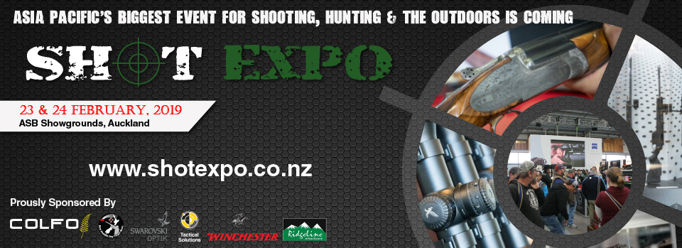 Tickets for SHOT Expo 2019 in Greenlane from Ticketbooth New Zealand