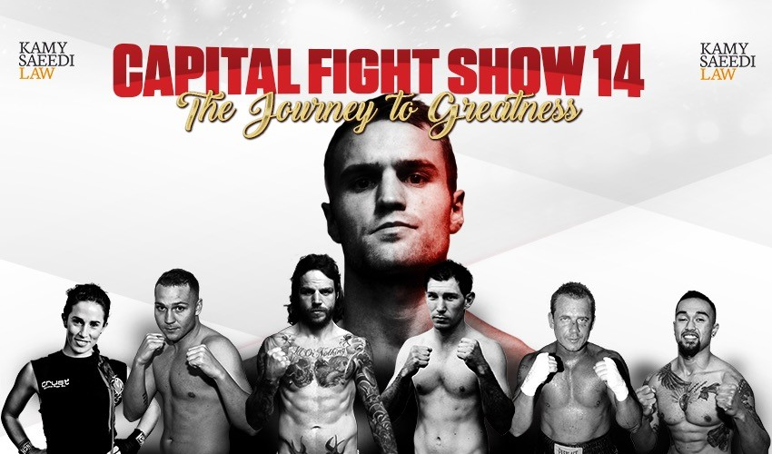 Tickets for Capital Fight Show 14 in Woden from Ticketbooth