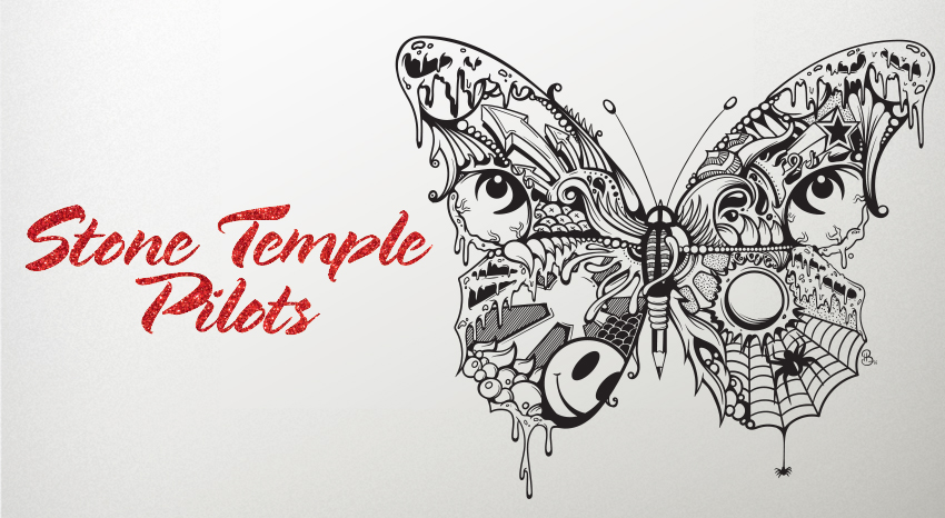 Find tickets from Stone Temple Pilots
