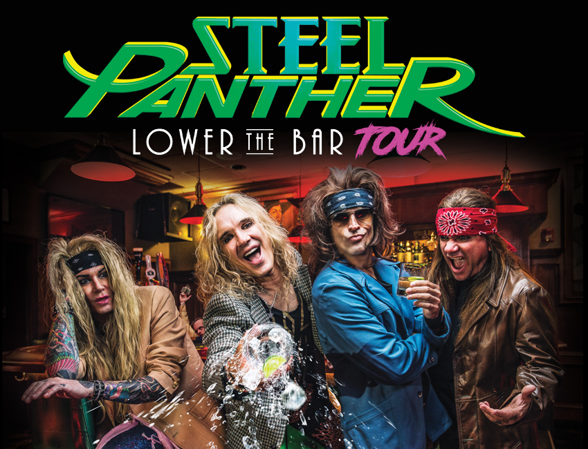 Tickets for Steel Panther Lower The Bar Tour VIP Experience at Commodore Ballroom in Vancouver from Artist Arena