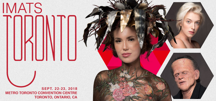 Find tickets from IMATS Toronto