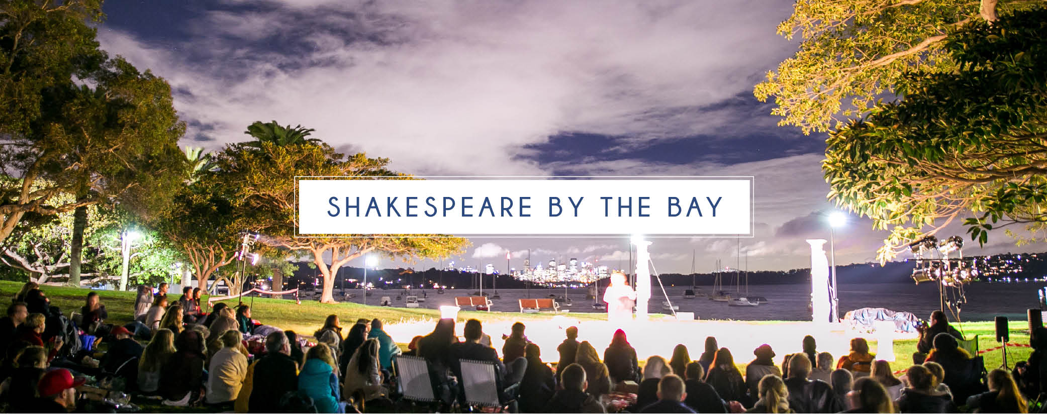 Tickets for Shakespeare by the Bay in Watsons Bay from Ticketbooth