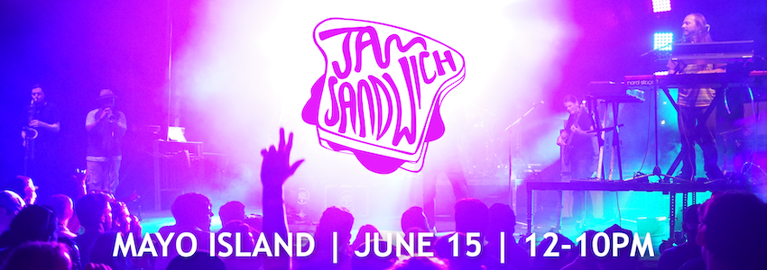 Tickets for Jam Sandwich 2018 in Richmond from ShowClix