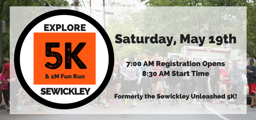 Tickets for Explore Sewickley 5K in Sewickley from ShowClix