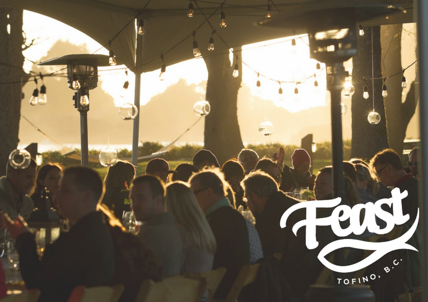 Find tickets from Feast Festival Tofino