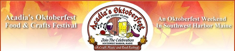 Tickets for Acadia's Oktoberfest in Southwest Harbor from BeerFests.com