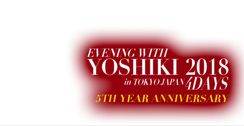 Find tickets from Yoshiki VIP