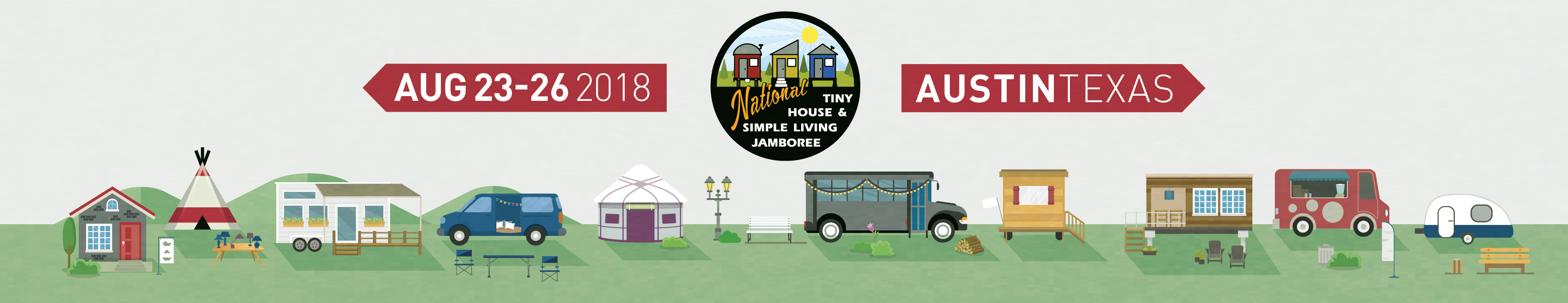 Tickets for INDUSTRY Days at The Tiny House Jamboree in Austin from ShowClix