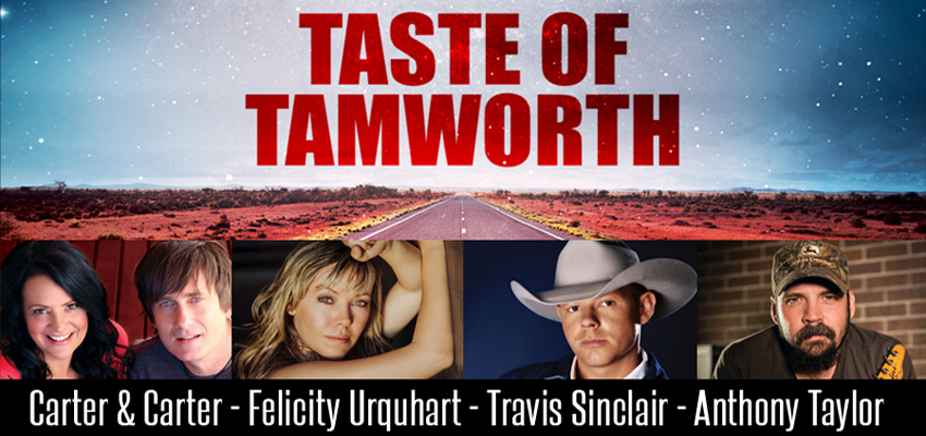 Tickets for Taste of Tamworth in North Geelong from Ticketbooth