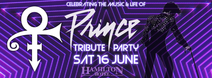 Tickets for PRINCE TRIBUTE PARTY in Hamilton from Ticketbooth