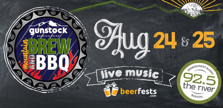 Tickets for Mountain Brew and BBQ in Gilford from BeerFests.com