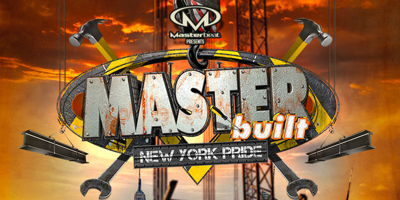 Tickets for MASTERbuilt: NYC Pride 2018 in New York from ShowClix