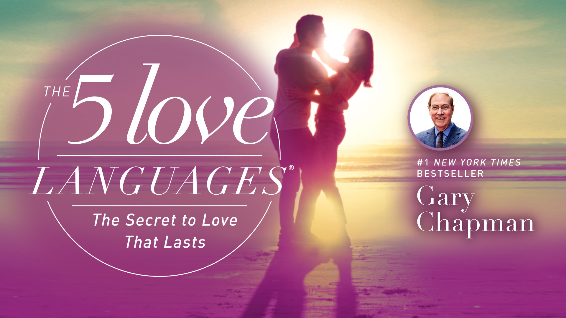Tickets for The 5 Love Languages, Dr Gary Chapman in Hilton (Rochester) from BuzzTix